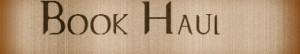 Book Haul Banner