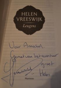 Handtekening Leugens