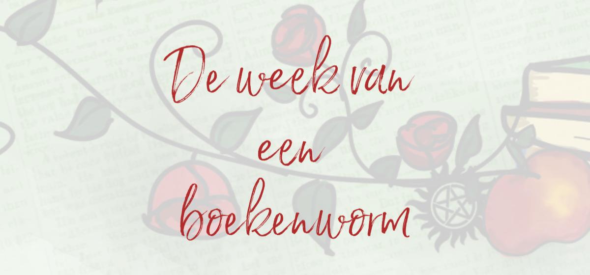 De week van een boekenworm