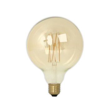 Calex LED 125mm 4W 230V E27 2100K Gold 425484