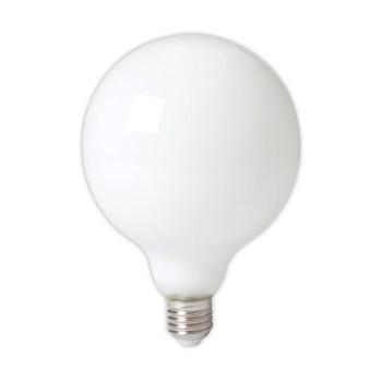 Calex LED 125mm 8W 230V E27 2700K opaal 425490