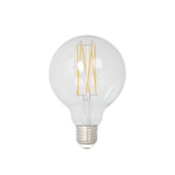 Calex LED 95mm 4W 230V E27 2300K Clear 425454