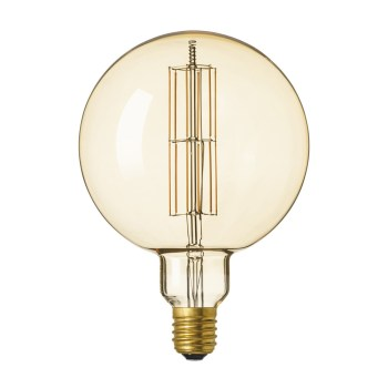 Giant XXL LED 11W E40 Megaglobe Gold 425642