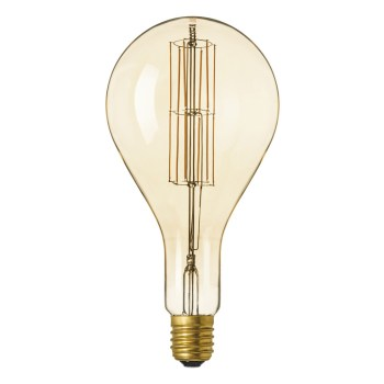 Giant XXL LED 11W E40 Splash Gold 425622