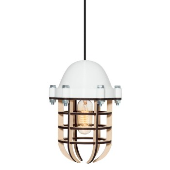 No.20 Printlamp hanglamp  by Olaf Weller