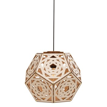 No.34 Hanglamp Dodecaheader by Sober Design