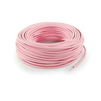 zacht roze strijkijzersnoer