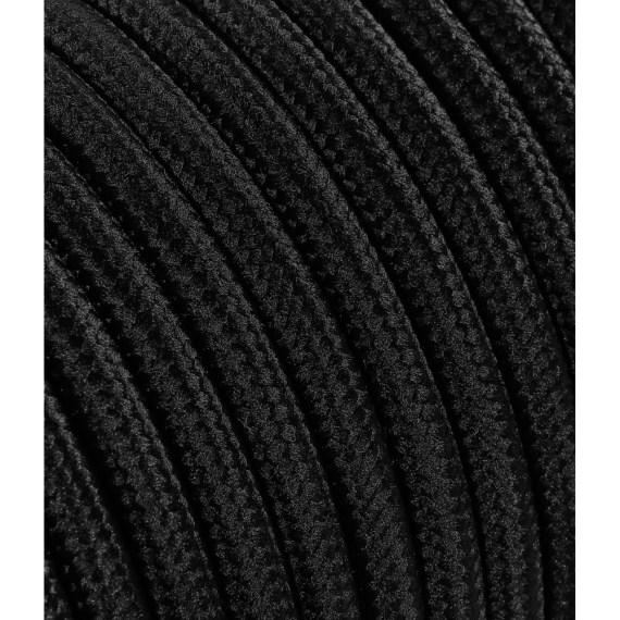 zwart strijkijzersnoer
