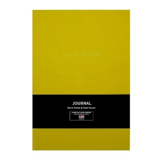 Charfleet Bookbindery UK Yellow Mellow