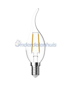 Kaars Tip LED Ledlamp Lamp Energetic