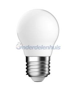 LED Volglas Energetic Kogel Lamp Ledlamp