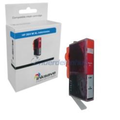 Inkt Inksave Magenta HP 364 Inktpatroon