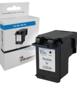 Inkt HP 901 Zwart Inksave Inktpatroon Inkt cartridge