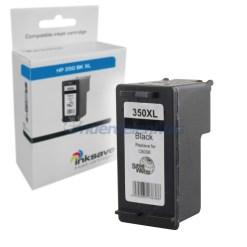 HP 350 Zwart Inkt Inktpatroon Inksave Inkt cartridge