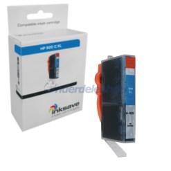 Inksave HP 920C Cyaan Inkt Inktpatroon