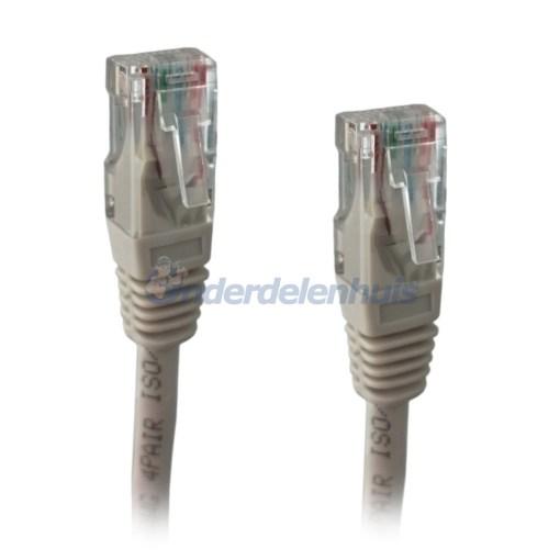 Cat6 UTP Netwerkkabel 20 meter