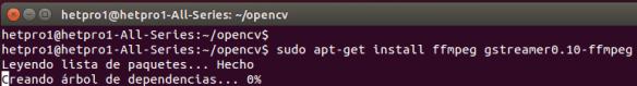sudo apt-get install ffmpeg