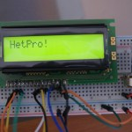 LCD 16×2 Arduino EW162B0YMY