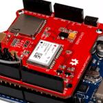 GPS Shield Ublox NEO6M Cuantex