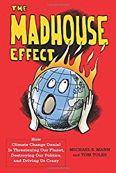 Madhouse Effect book jacket