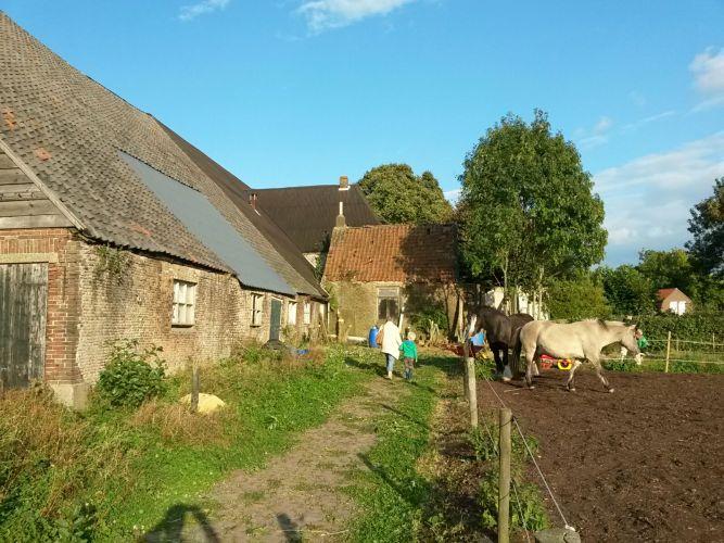 Boerderij Het Terphuis in Poortugaal