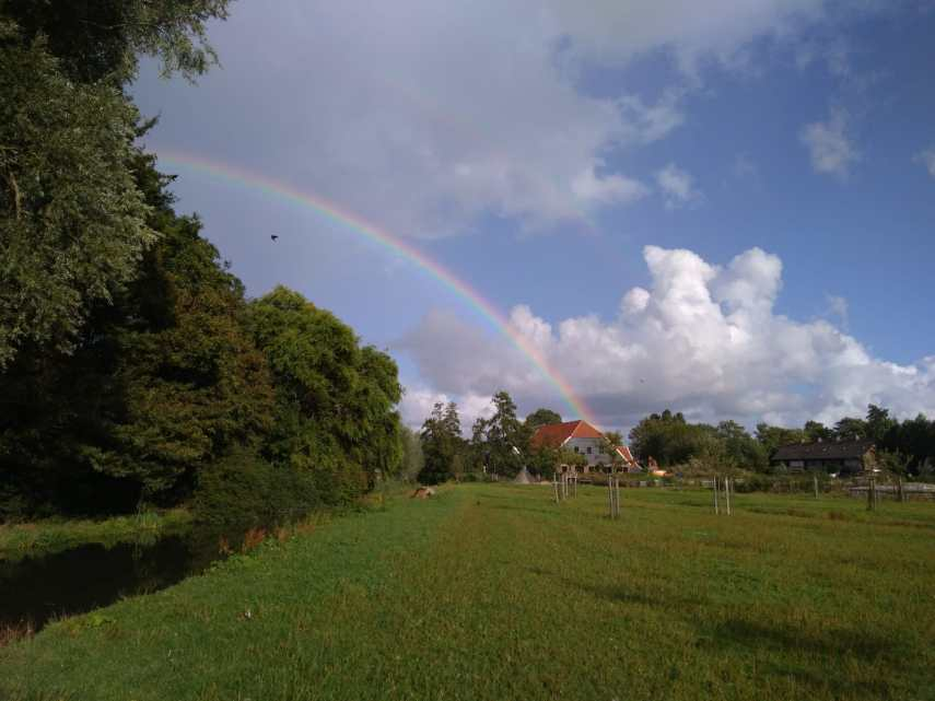 Regenboog boerderij
