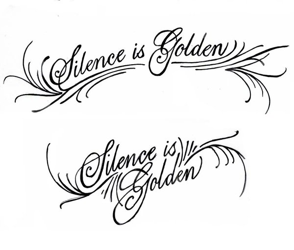 Silence is golden – by The Tremeloes _ Marie-Thérèse O'Loughlin ___