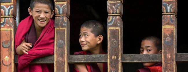 Bhoutan journée du bonheur