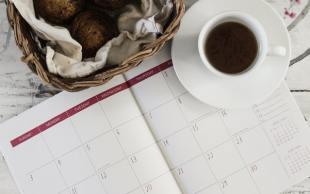 outil pour organiser son quotidien : agenda