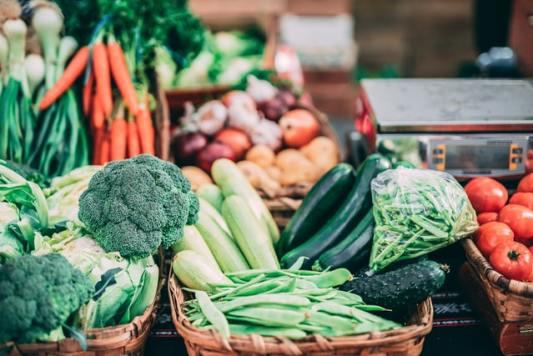 planifier ses repas sur base des légumes