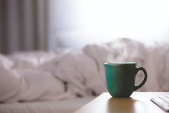 prendre le temps le matin