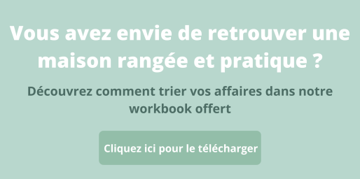 workbook trier vos affaires