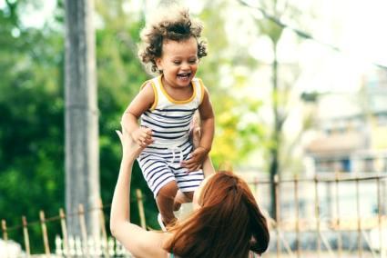 parent heureux