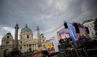 Popfest does not start today at Karlsplatz – Vienna