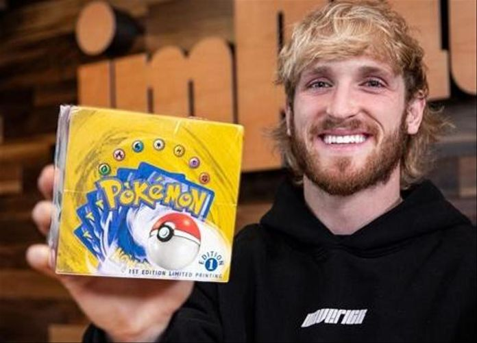YouTuber Logan Paul has bought several such packs worth two million dollars.