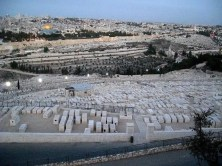 Ankunft in Jerusalem