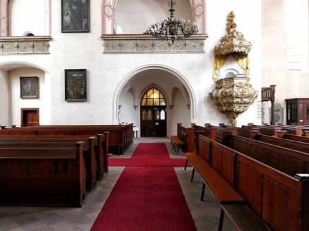 Seiteneingang der Wenzelskirche Naumburg