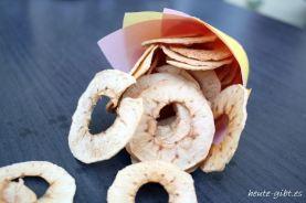 leckere Apfelchips