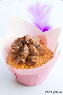 Leckerer Cupcake