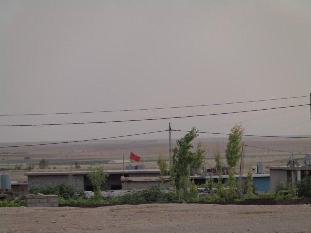 Махмур - лагерь в пустыне