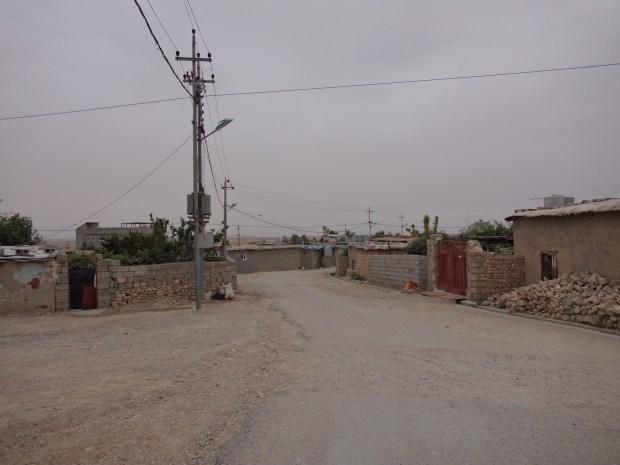 Улицы Махмура