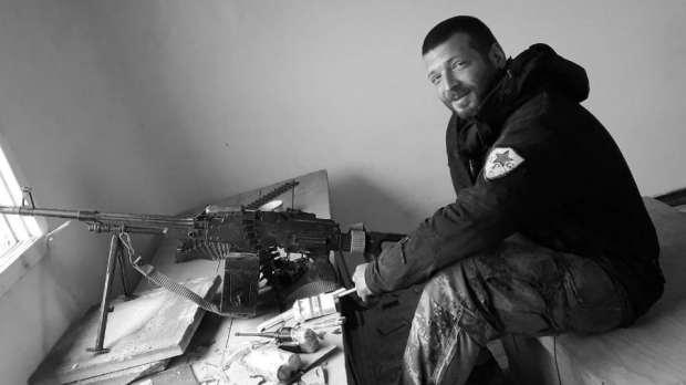 Павший боец «Анархистской борьбы» Лоренцо Орсетти (товарищ Текошер)