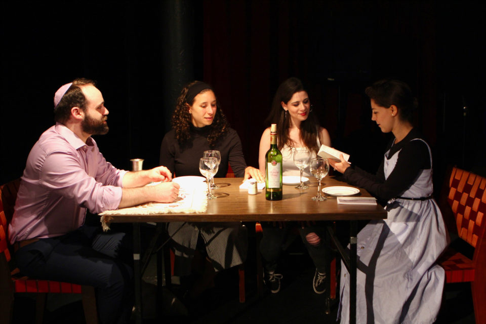 Observance: A Play About One Woman's Journey To Be Ba'al Teshuvah