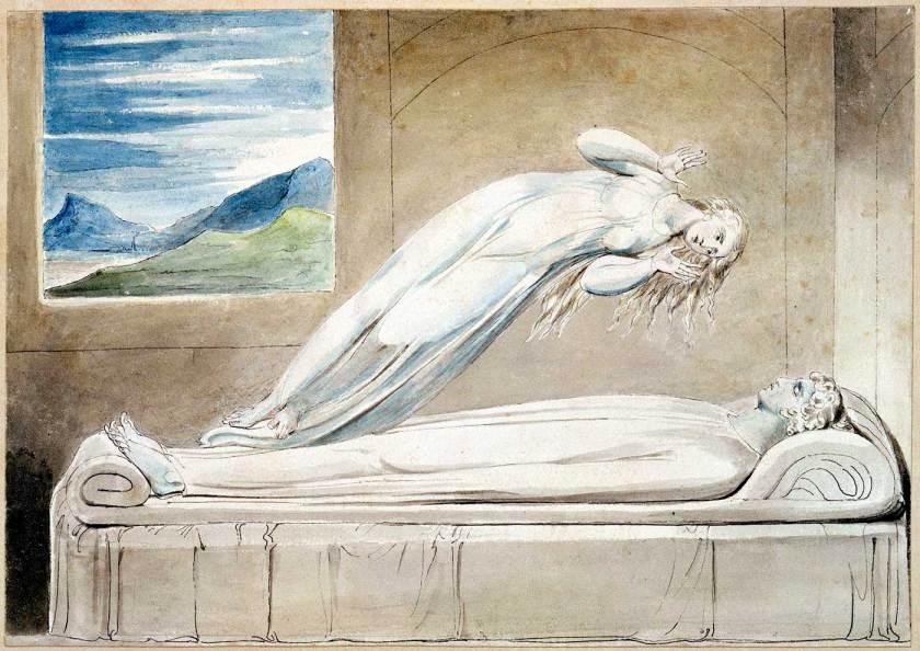 The Grave by William Blake