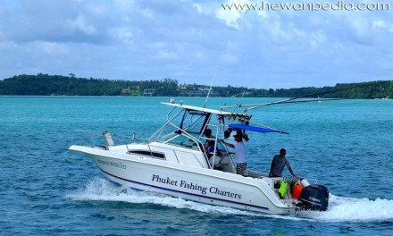Info Sewa Kapal Mancing di Indonesia