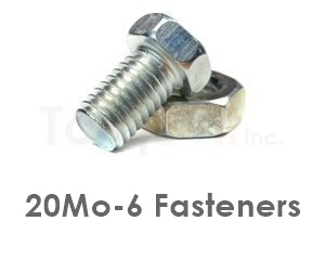 20Mo-6 Fasteners like Heavy Hex Bolts Screws Nuts Washers