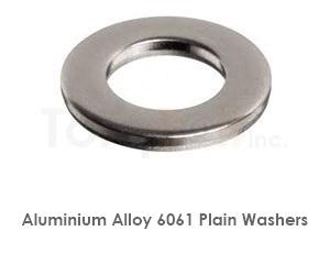 Aluminium 6061 Washers
