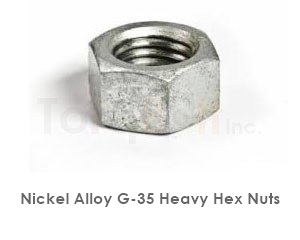 Hastelloy G-35 Nuts