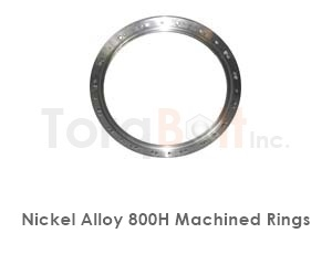 Incoloy 800h Rings