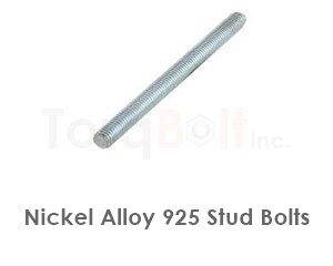 Incoloy 925 Stud Bolts
